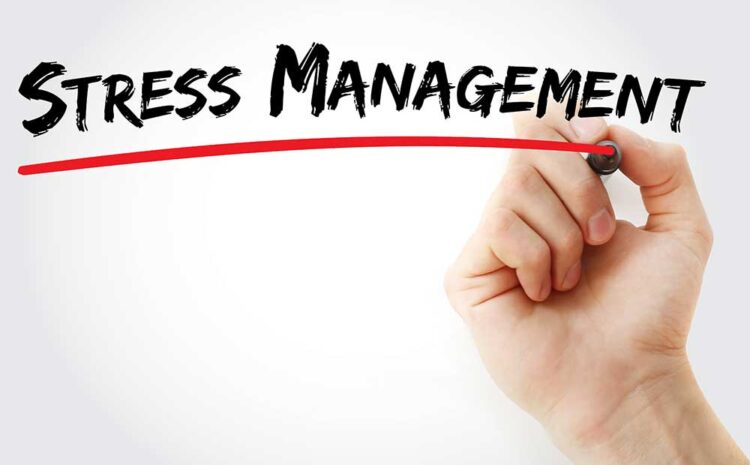 What Is Stress management