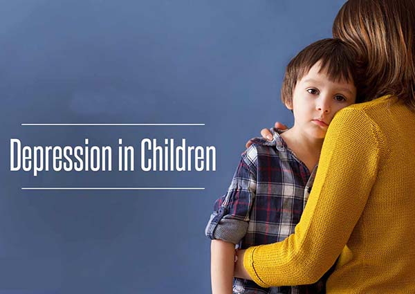Why Is Depression In Children Is So Common?